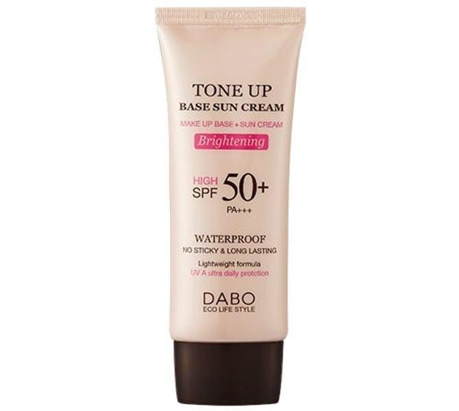 Kem Chống Nắng Dabo Tone Up Base Sun Cream SPF50+ PA+++