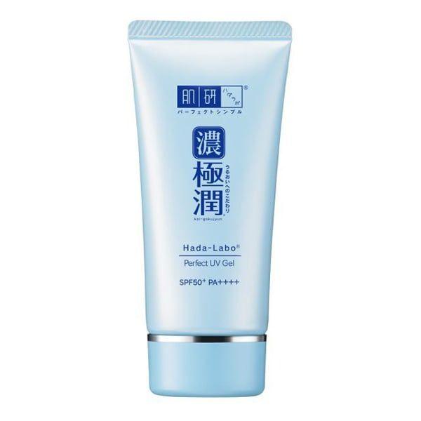 Kem Chống Nắng Hada Labo Perfect UV Gel SPF50+