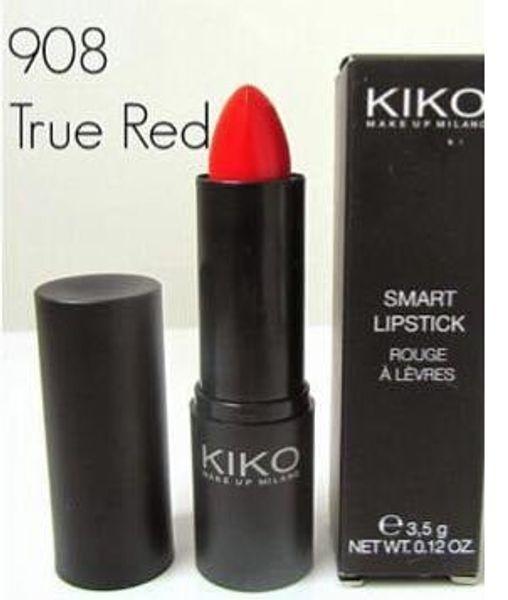 Son Kiko Smart Lipstick True Red Mã 908 Màu Đỏ Nổi Bật