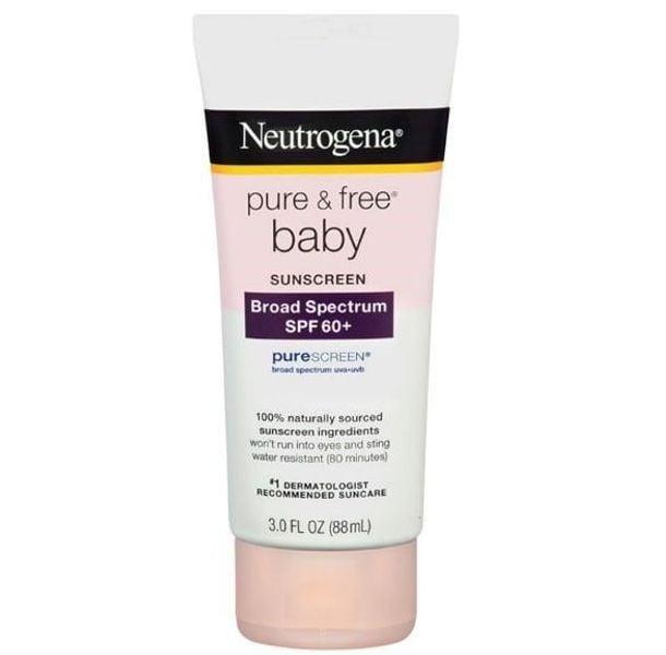 Kem Chống Nắng Cho Bé Neutrogena Baby SPF 60 88ml