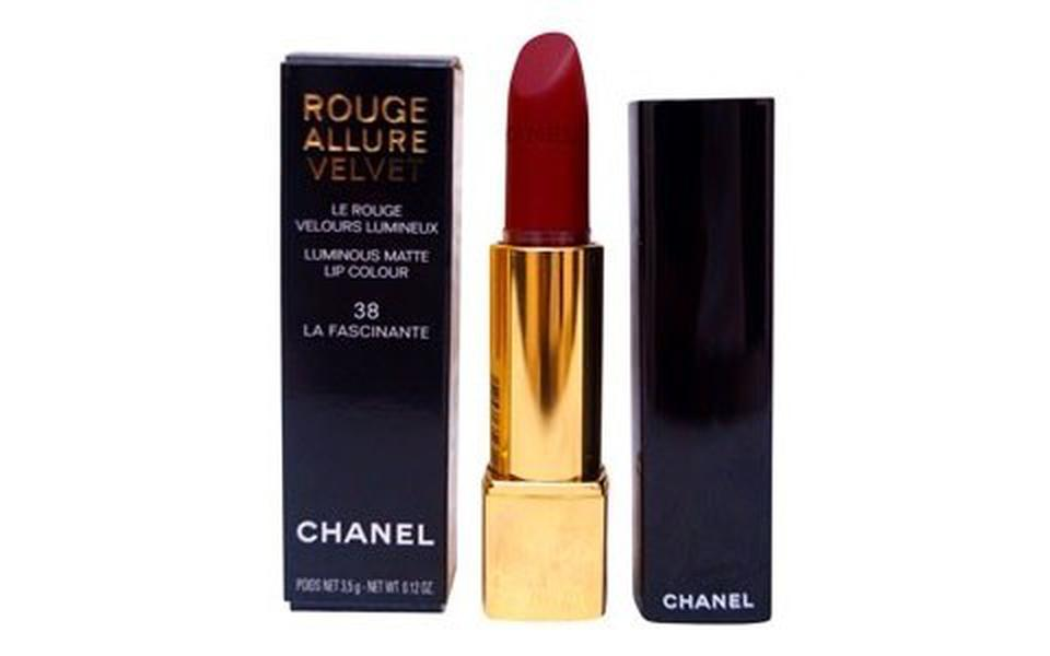 Son Chanel Màu 38 La Fascinante Đỏ Sang Trọng