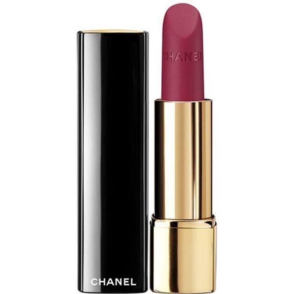 Son Chanel Rouge Allure Velvet 347 La Merveilleuse Hồng Tím