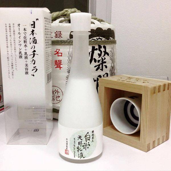 Nước Hoa Hồng Sake - Bijin Sake Lotion Của Nhật