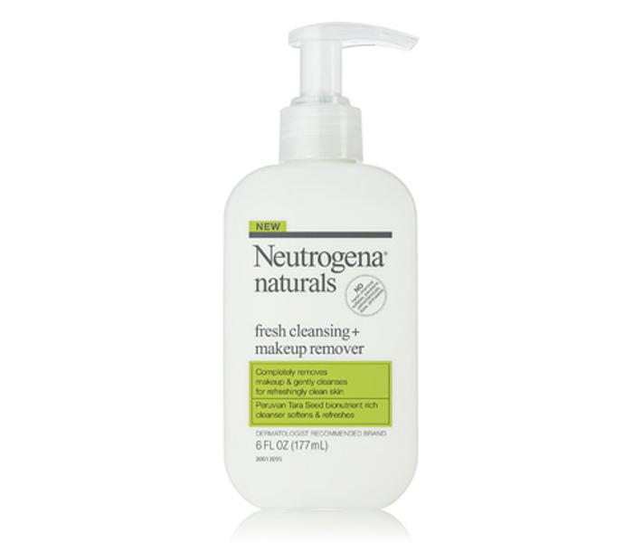 Sữa Rửa Mặt Tẩy Trang Neutrogena Naturals Fresh 177ml