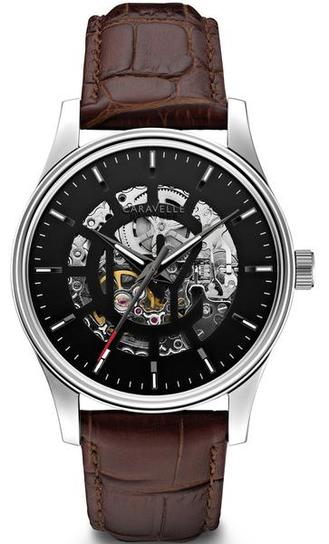 Đồng Hồ Caravelle New York Automatic 43A123 Cho Nam