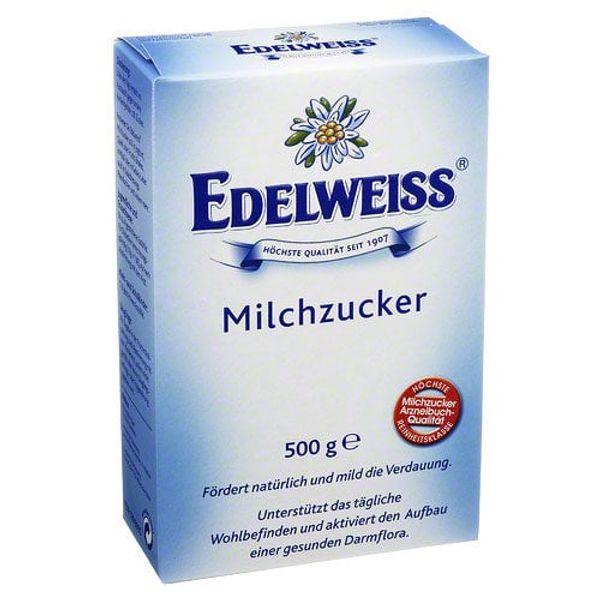 Đường Sữa Chống Táo Bón Edelweiss 500g Của Đức