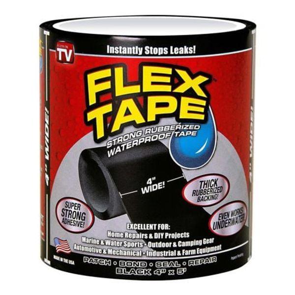 Flex Tape – Băng Dính Thông Minh Dán Mọi Lỗ Thủng, Vết Rạn Nứt