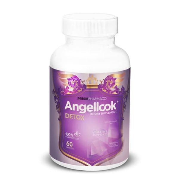 Viên Uống Angellook Uống Giảm Cân, Thanh Lọc Cơ Thể Detox 60 Viên