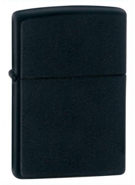 Bật Lửa Zippo 218 Classic Black Matte