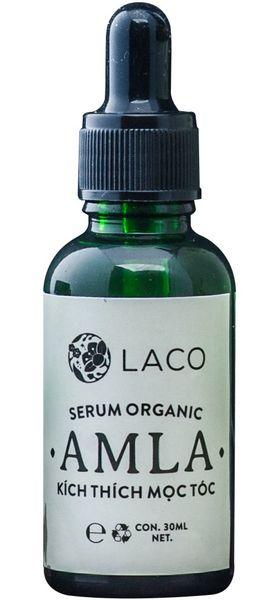 Serum Kích Thích Mọc Tóc Organic Amla Nhanh, Hiệu Quả