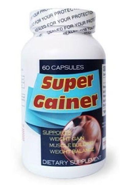 Super Gainer - Viên Uống Tăng Cân, Tăng Cơ Cho Người Gầy