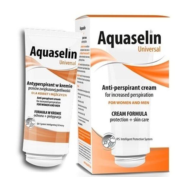 Aquaselin Universal Cream - Kem Ngăn Đổ Mồ Hôi Tay, Chân