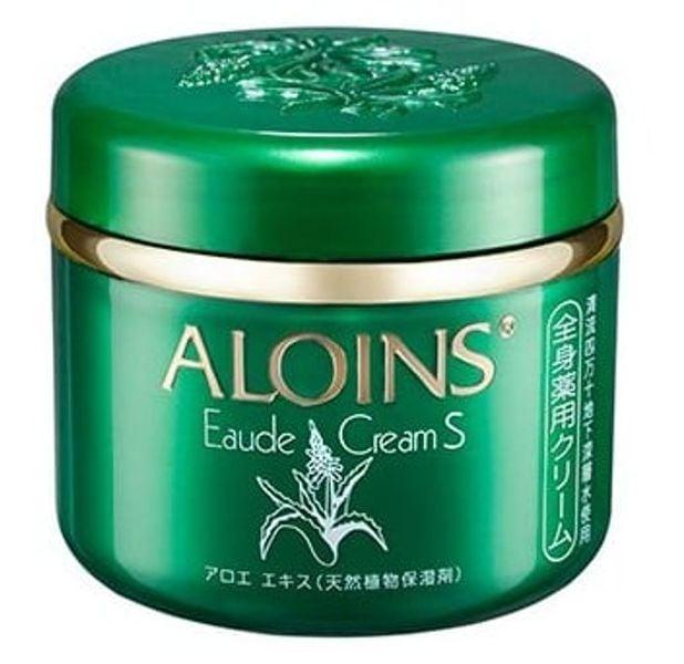 Kem Dưỡng Da Aloins Eaude Cream S 185g Của Nhật