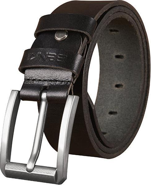 Thắt Lưng Nam Benkii Leather Belt For Dress & Jeans
