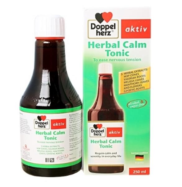 Herbal Calm Tonic Doppelherz - Tăng Cường Sứckhoỏe Tim Mạch
