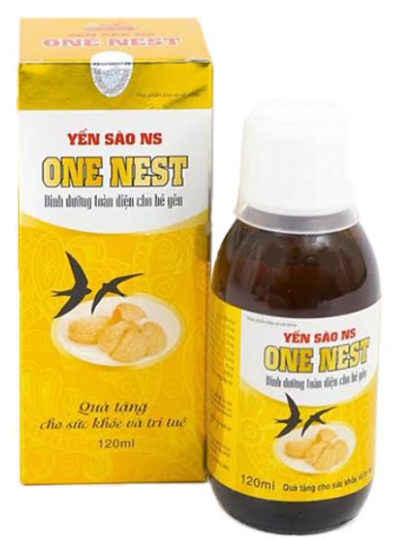 Siro Yến Sào One Nest Cho Trẻ Biếng Ăn, Tăng Đề Kháng