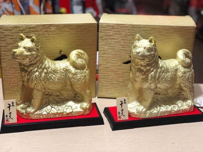 Sake Chó Vàng Hachiko Nhật Bản Chính Hãng
