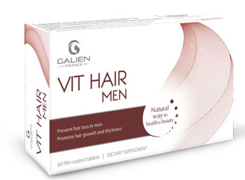 Viên Uống Hỗ Trợ Ngăn Rụng Tóc Cho Nam Vit Hair Men