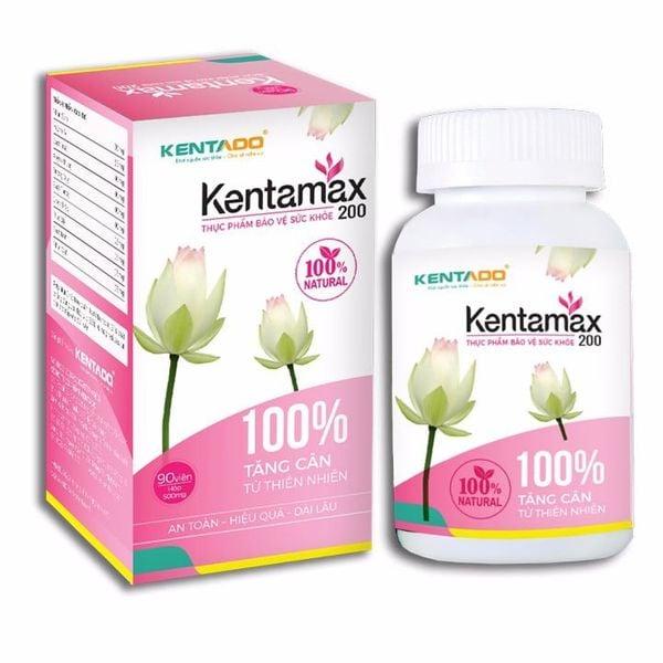 Viên Uống Tăng Cân Kentamax 200