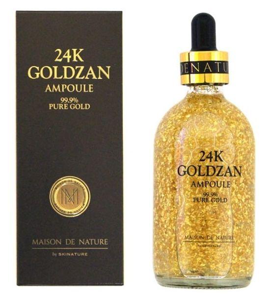 Tinh Chất Ampoule 24K Goldzan Hàn Quốc