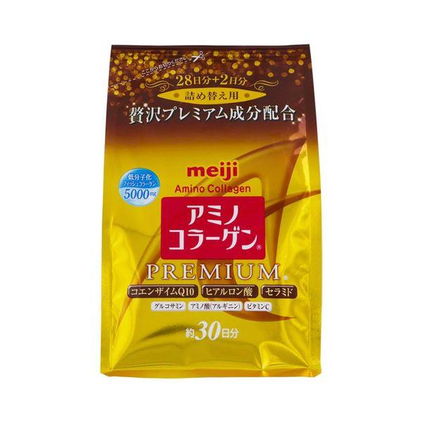 Bột Collagen Meiji Premium