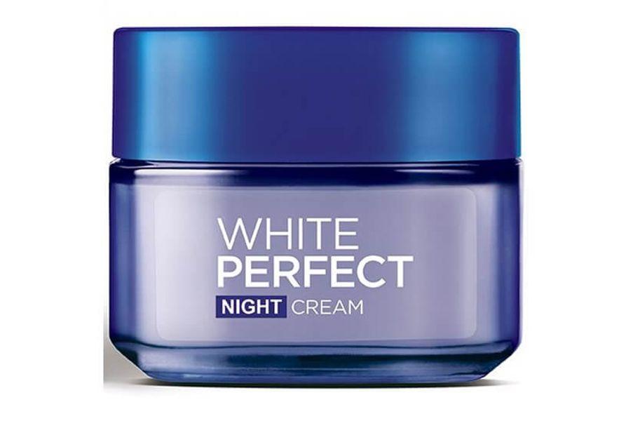 Kem Dưỡng Trắng Da Ban Đêm L'oreal White Perfect