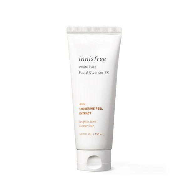Sữa Rửa Mặt Innisfree White Pore Facial Cleanser Ex