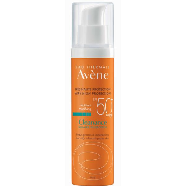 Kem Chống Nắng Avene Dạng Xịt Cleanance Solaire SPF 50+