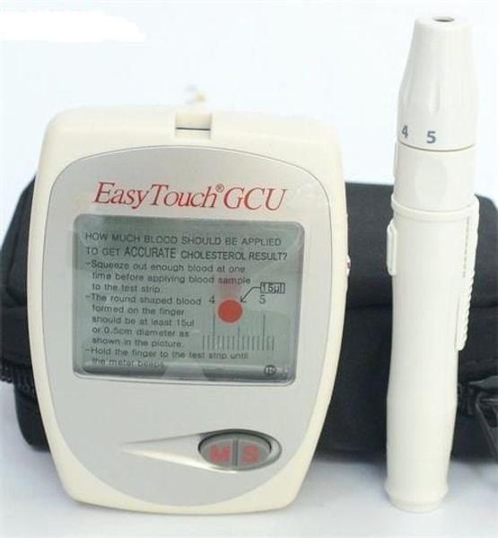 Máy Đo Đường Huyết 3 Trong 1 Rossmax Easy Touch GCU ET322