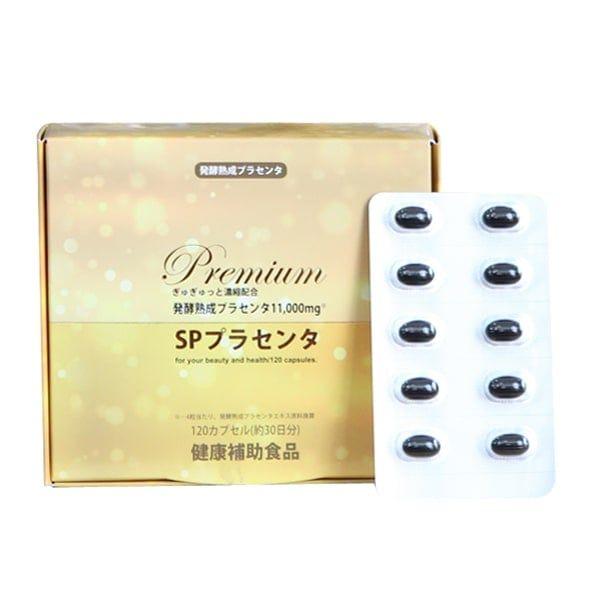Nhau Thai Lên Men Premium SP 11000mg Của Nhật