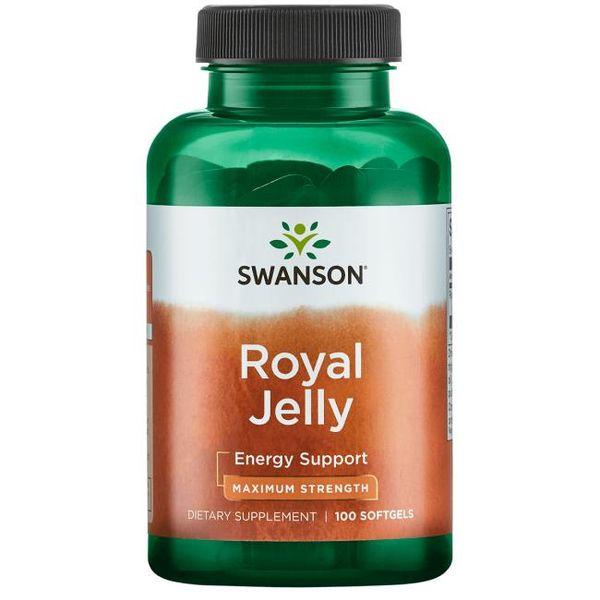Sữa Ong Chúa Swanson Royal Jelly 100 Viên