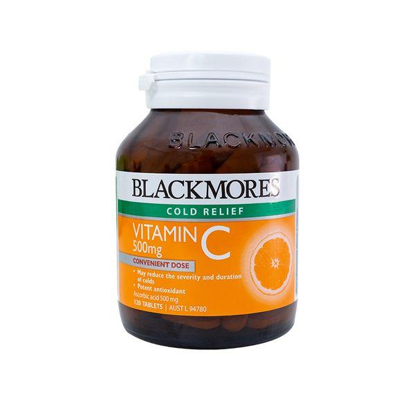 Viên Uống Bổ Sung Vitamin C 500mg Blackmores