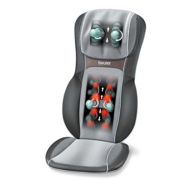 Đệm Massage 3D Hồng Ngoại Nhập Khẩu Đức Beurer MG295