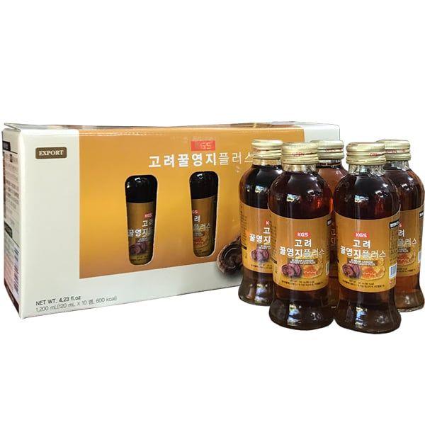 Nước Nhân Sâm Linh Chi KGS Korean Ginseng Lingzhi Liquid