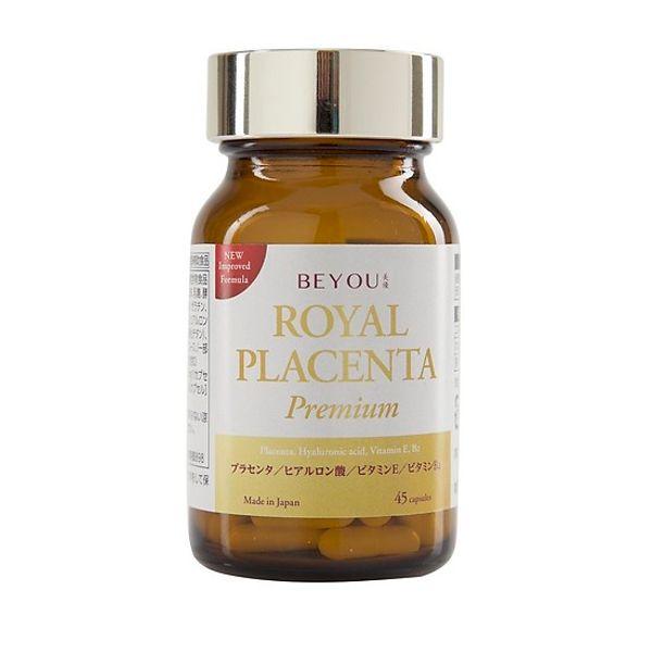 Beyou Royal Placenta Waki - Viên Uống Hỗ Trợ Làm Đẹp Da