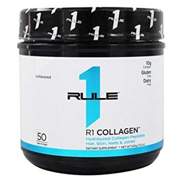 Rule 1 Collagen 50 Serv Unflavored Nhập Khẩu Mỹ
