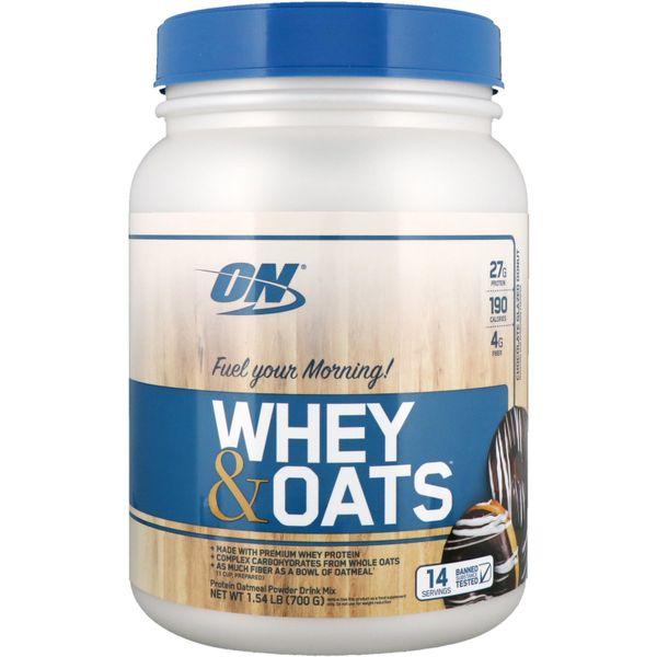 Thực Phẩm Bổ Sung Optimum Nutrition Whey & Oats 1.54lb