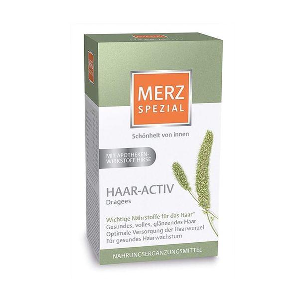 Viên Uống Cho Tóc Merz Special Hair Active Dragees Của Đức