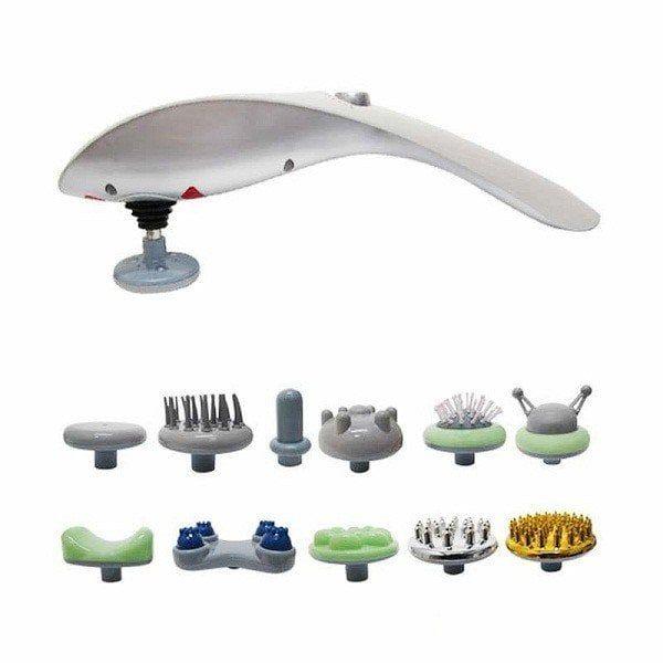 Máy Massage Cầm Tay Luxurious Massager 11 Đầu