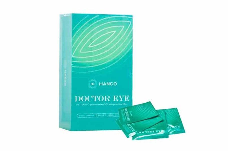 Thảo Dược Đắp Mắt Doctor Eye HC Hanco 60 Gói