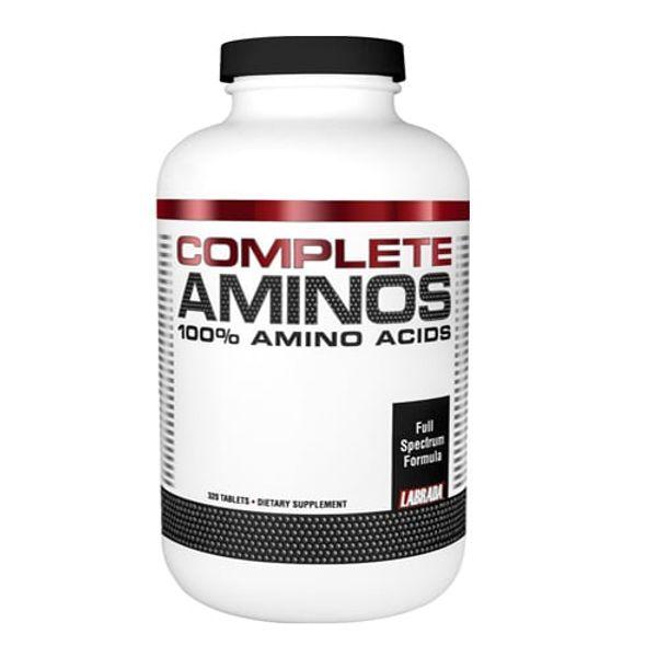 Viên Uống Hỗ Trợ Tăng Cơ Nạc Labrada Complete Aminos