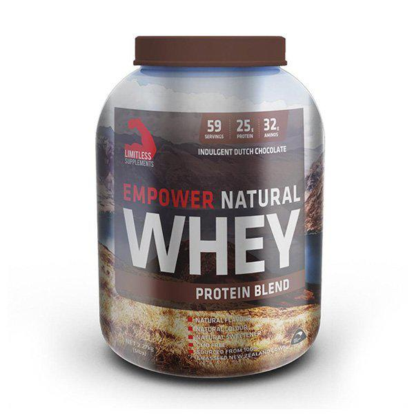 Sữa Tăng Cơ Empower Natural Whey Protein Blend
