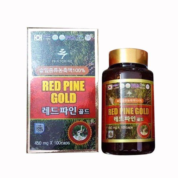 Tinh Dầu Thông Đỏ Hàn Quốc Phytopine Red Pine Gold