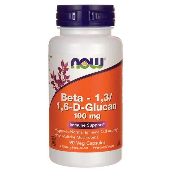 Viên Uống Beta -1.3/1.6-D - Glucan 100mg Tăng Cưỡng Miễn Dịch
