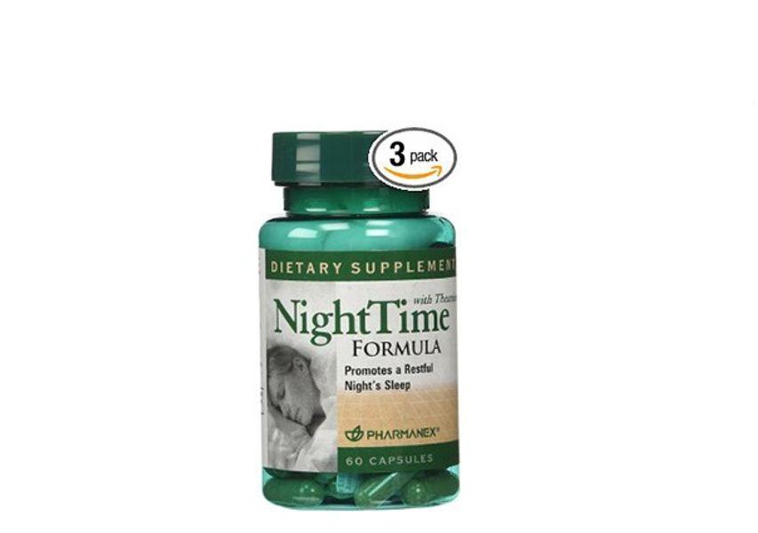 Viên Uống Hỗ Trợ Chăm Sóc Giấc Ngủ NuSkin Night Time Formula
