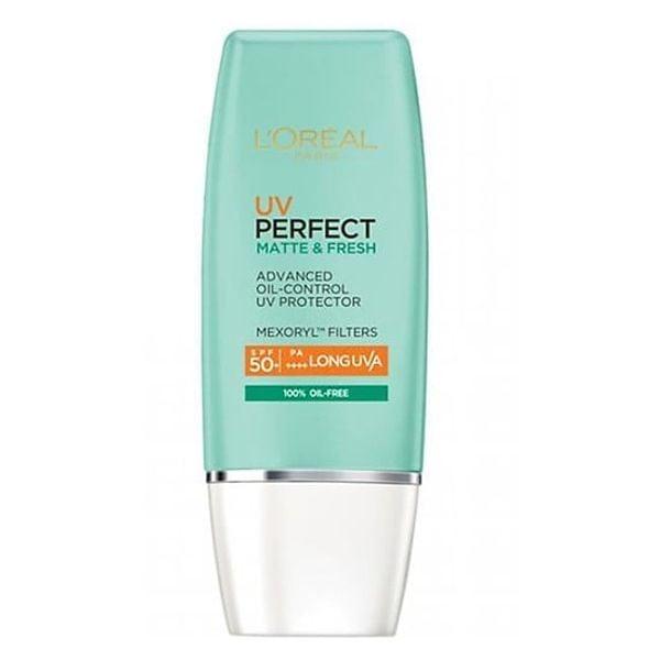 Kem Chống Nắng L'oreal UV Perfect SPF50+