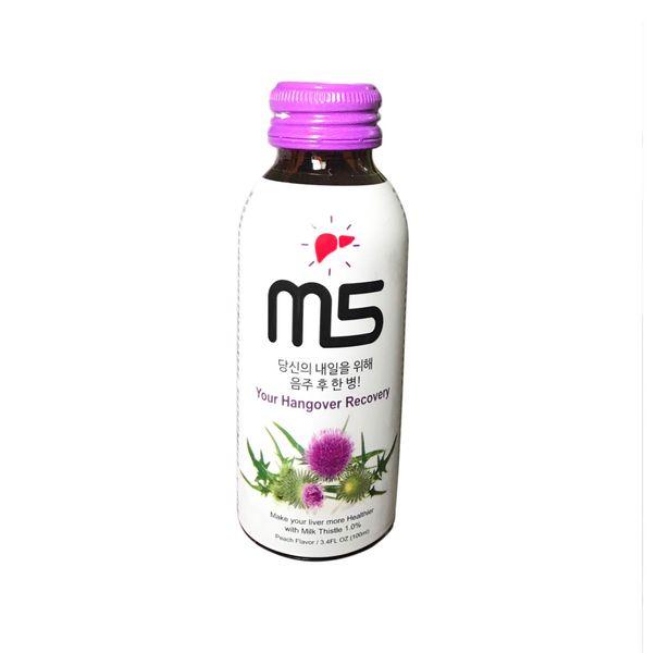 Nước Uống Hỗ Trợ Giải Rượu M5 Chính Hãng
