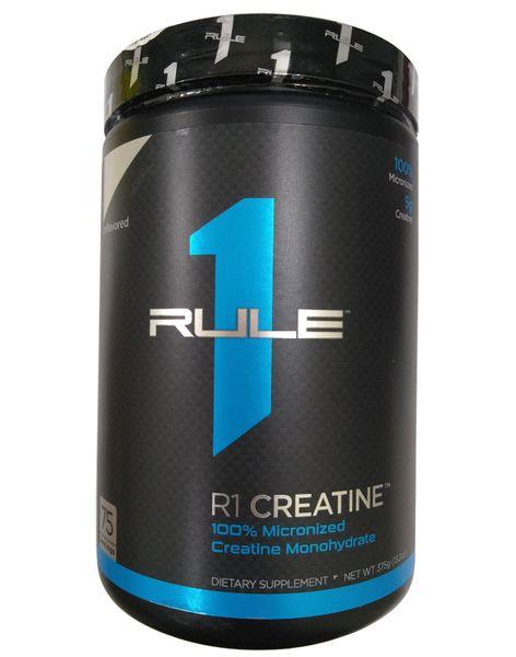 Rule 1 Creatine 75 Serv Unflavored Nhập Khẩu Mỹ