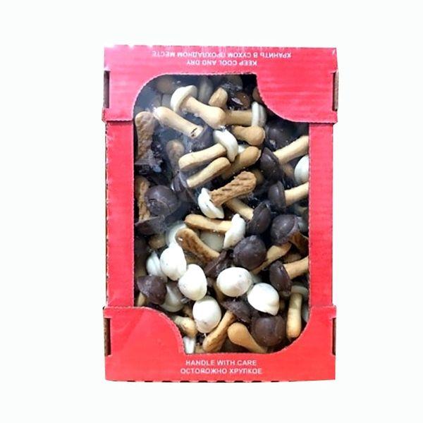 Bánh Quy Nấm Nga Socola