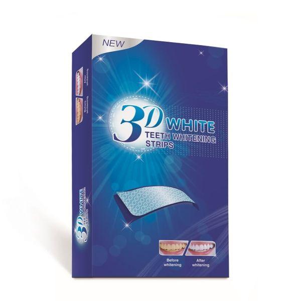 Miếng Dán Trắng Răng 3D White Teeth Whitening Strip